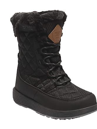 b152330550e69 Regatta Childrens Kids Medley Winter Boots (2.5 UK) (Black)