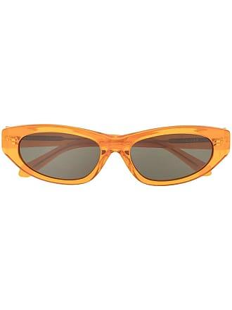 Karen Walker Óculos de sol Paradise Lost - Laranja