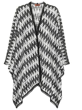 Missoni Wool-blend poncho