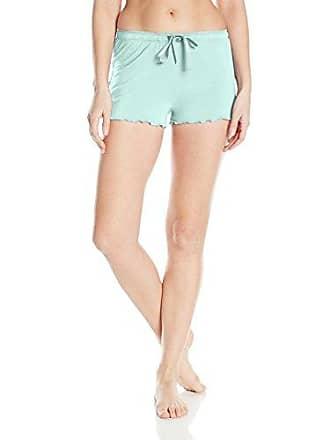 PJ Salvage Womens All Tied Up Shorts, Seafoam, L