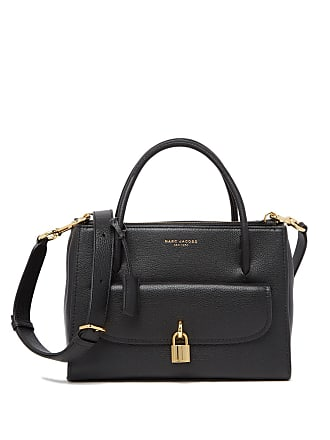 046370c5e67c Marc Jacobs Lock That Leather Tote Bag