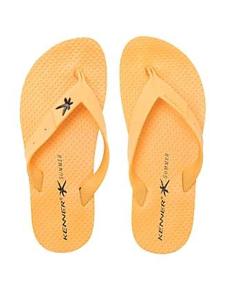 Kenner Chinelo Kenner Summer Mono Amarelo