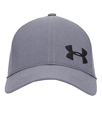 Under Armour BONÉ MASCULINO AIRVENT CORE - CINZA
