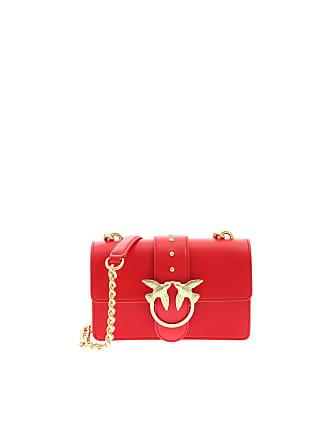 Pinko Mini Love Simply 3 red bag