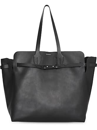 Burberry The Large Soft Leather Belt Bag - Black 8097e65511d96