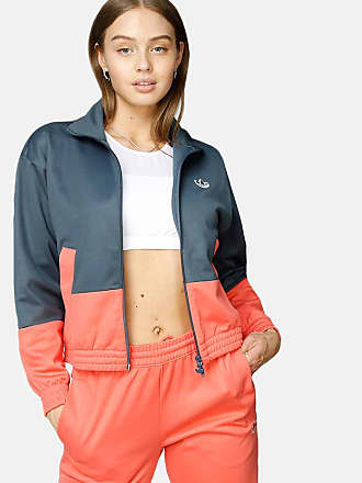 adidas Originals Zip Crew J KOO Track Top Black