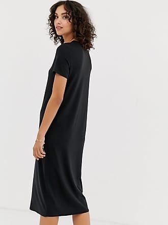 22246dcd8c7 Vero Moda aware jersey short sleeve dress - Black