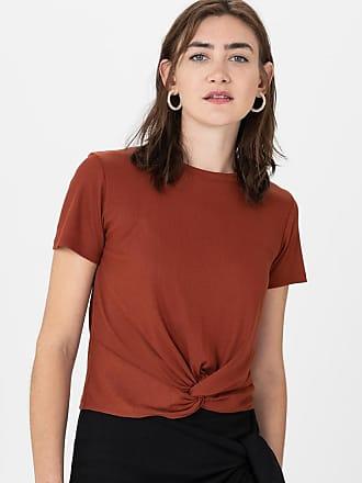 Kauf Dich Glücklich T-Shirt braun