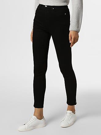 Calvin Klein Jeans Damen Jeans schwarz