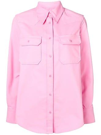 f56f4606030e2 Calvin Klein Jeans double pocket shirt - Pink