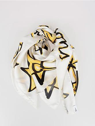 Dior 90x90cm Silk LE POISSONS Foulard size Unica