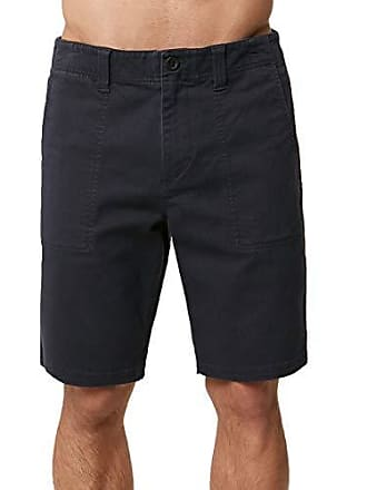 O'Neill Mens 20 Inch Outseam Classic Walk Short, Dark Navy 36