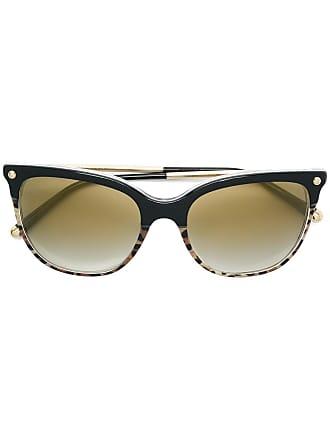 Dolce & Gabbana Eyewear Óculos de sol gatinho - Preto