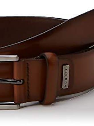 95695698b81fdc Bugatti Herren 37600 R-1401 Gürtel, Braun (Cognac 11), 80