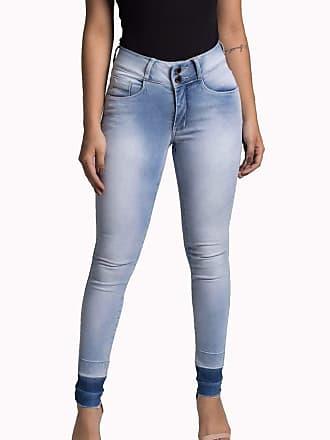 Osmoze Calça Jeans Osmoze Mid Rise Skinny Azul 50