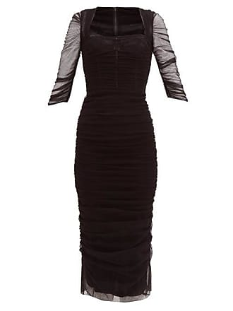 6228453cdc24 Dolce & Gabbana®: Black Dresses now up to −70% | Stylight