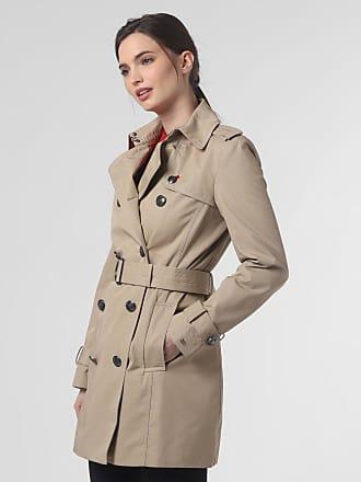 Tommy Hilfiger Damen Mantel beige