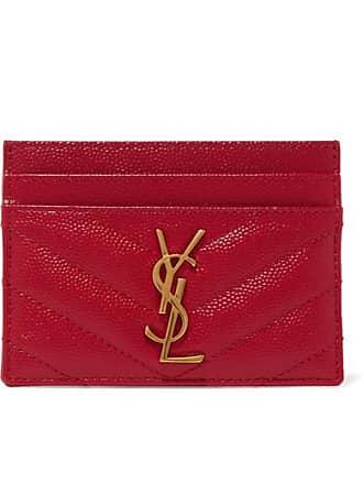1b1fc61ebf2 Saint Laurent® Card Holders − Sale: up to −30% | Stylight