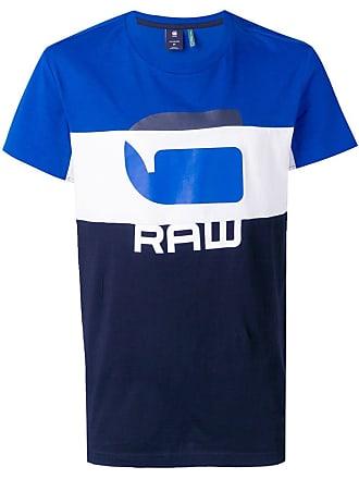 G-Star Raw Research Camiseta com logo - Preto