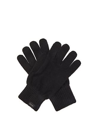 cf17694ce2497 Paul Smith Cashmere Blend Gloves - Mens - Black