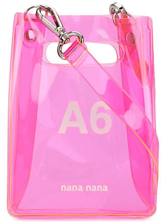 Nana-Nana Bolsa tote mini A6 - Rosa