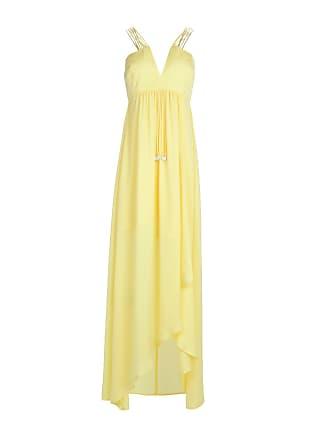 Lange sommerkleider in gelb
