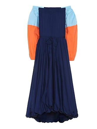 Staud Off Shoulder Kleid Fleur