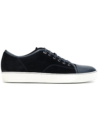 Lanvin toe-capped sneakers - Blue