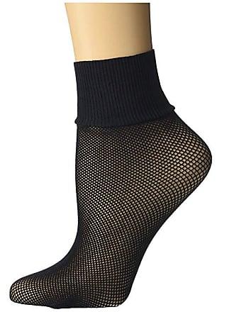 92ac8f10a37 Wolford Roller Socks (Black) Womens Crew Cut Socks Shoes