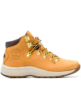Timberland lace-up ankle boots - Yellow