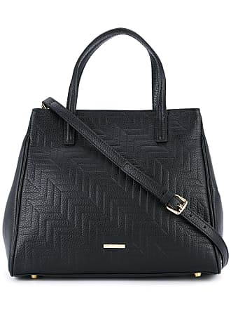 Cerruti textured cross body bag - Black