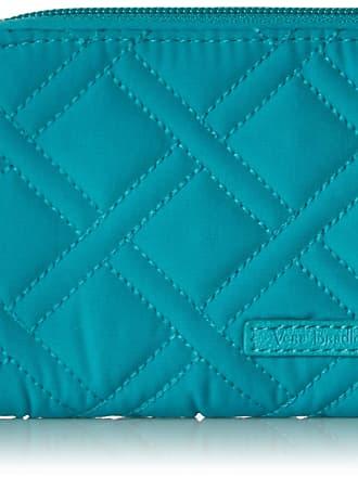 Vera Bradley womens Rfid Georgia Wallet - Vera Vera turquoise Size: One size
