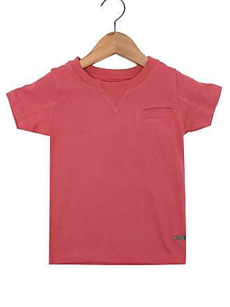 Tigor T. Tigre Camiseta Tigor T. Tigre Menino Vermelha