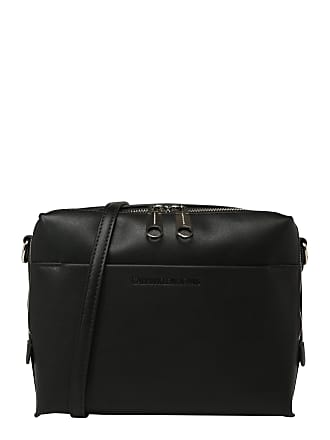 7330b4bc16d Calvin Klein Jeans Schoudertas Box Camera Bag zwart