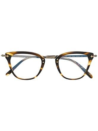 Oliver Peoples Keery glasses - Marrom