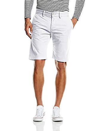 8286c4109d7d Pepe Jeans London McQueenShort,Bianco (Optic White 802), W31 (Taglia  Produttore