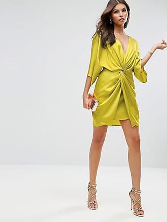 Robes en Jaune   421 Produits jusqu  à −78%   Stylight 9eccff3a1c2