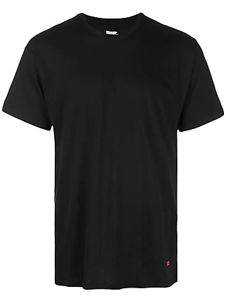 SUPREME relax fit T-shirt - Black