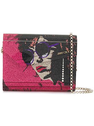 Jimmy Choo London Bolsa tiracolo Candy - Rosa