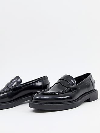 7deacbf0d9ea Vagabond Alex chunky leather loafer - Black