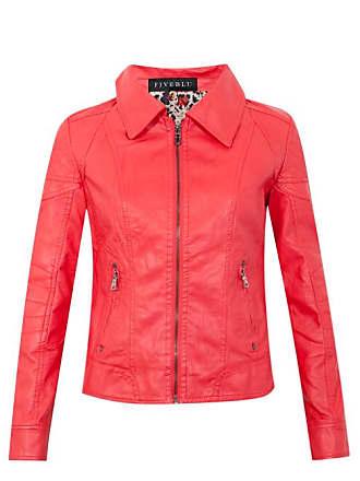 d1e91a3617 Feminino Jaquetas De Couro  384 produtos com até −70%