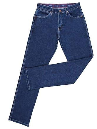Wrangler Calça Jeans Masculina com Elastano Original Wrangler 24673