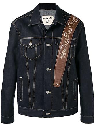 Warren Lotas Jaqueta jeans Unforgiven - Azul
