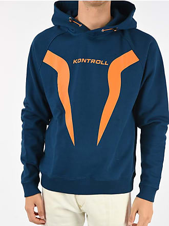 Kappa KONTROLL Hoodie Regular Fit FLAMES Sweatshirt Größe Xl