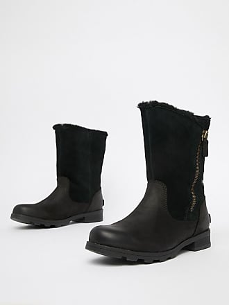 6a7978948 Sorel® Fur-Lined Boots: Must-Haves on Sale up to −63% | Stylight