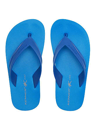 Kenner Chinelo Kenner One Club Colors Azul