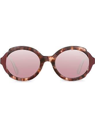 01c62a56d4e8 Prada Prada Eyewear Collection sunglasses - Red