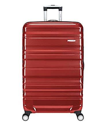 Ricardo Beverly Hills Serramonte 30 Spinner Upright Suitcase, True Red