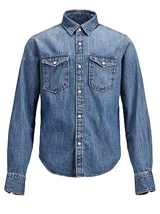 Jeansskjortor − 1564 Produkter från 388 Märken  0ae3cf4abfc6b