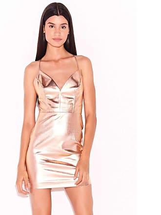 Triya Vestido Gold-M